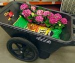 Rubbermaid Big Wheel Yard Cart