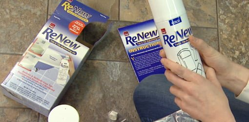 Magic ReNew Tub and Tile Refinishing Kit