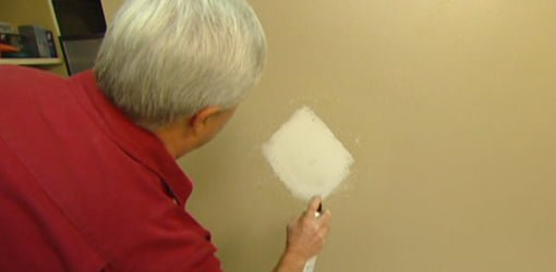 How To Repair A Hole In Textured Drywall Today S Homeowner
