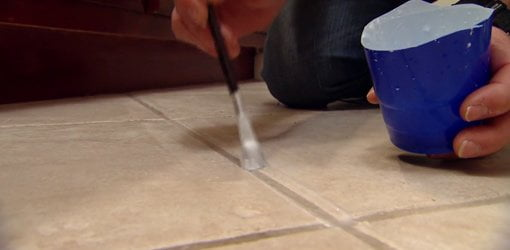 Cleaning Grout Lines On Tile Floors
