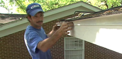 How To Replace Metal Drip Edge Eave Strips Today S Homeowner