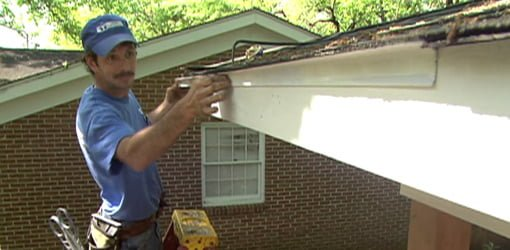 How To Replace Metal Drip Edge Eave Strips Today S