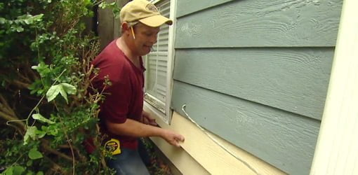 How To Replace Damaged Hardboard Siding With Fiber Cement