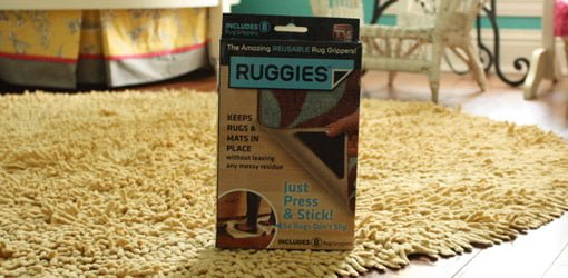 Ruggies Antislip Rug Gripper Product Review Today S Homeowner