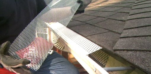 Choosing Gutter Guard Covers For Your Home Today S Homeowner