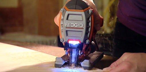 RIDGID Fuego Compact Jigsaw