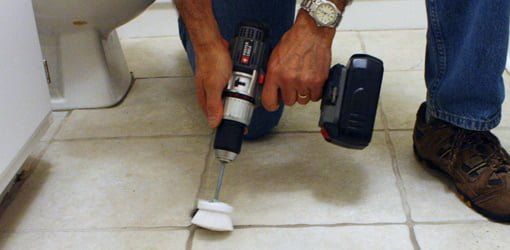 Homemade Scrub Brush Drill Cleaning Attachment | Today's