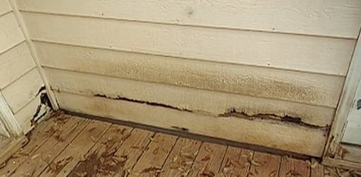 Replacing Rotten Hardboard Siding On Your Home Today S Homeowner