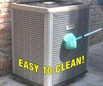 Kleen-Screen air conditioner screen.