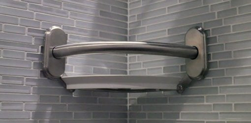 Moen grab bar.