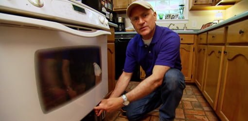 How To Clean Inside The Glass On An Oven Door Today S