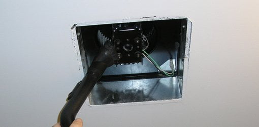 Enjoyable How To Clean A Bathroom Exhaust Vent Fan Todays Homeowner Interior Design Ideas Inesswwsoteloinfo