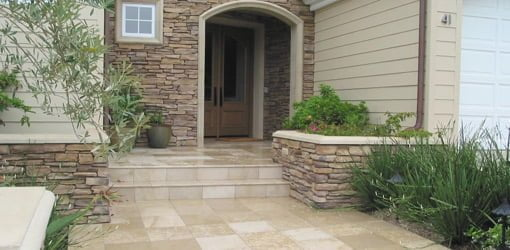 Installing Tile Outside On A Concrete Porch Or Patio