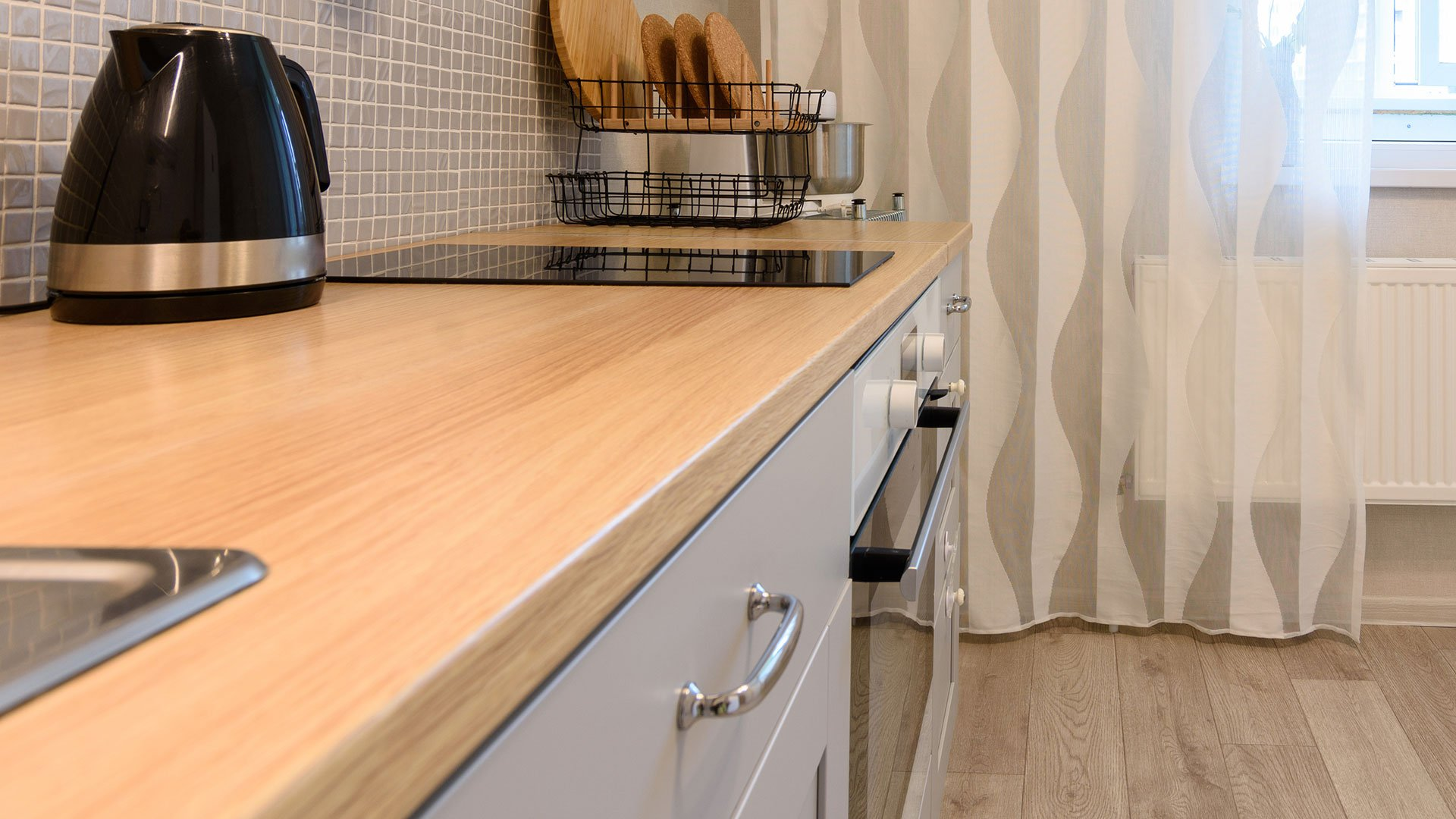 How To Repair And Paint Melamine Cabinets Today S Homeowner
