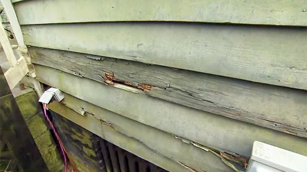 How To Repair Damaged Wood Siding Today S Homeowner