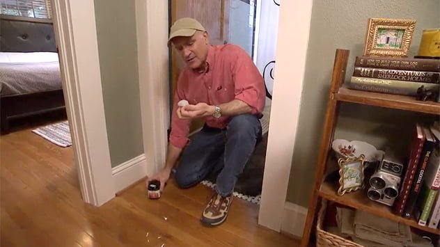 Tip For Cleaning Dried Paint Off Hardwood Floor Today Homeowner