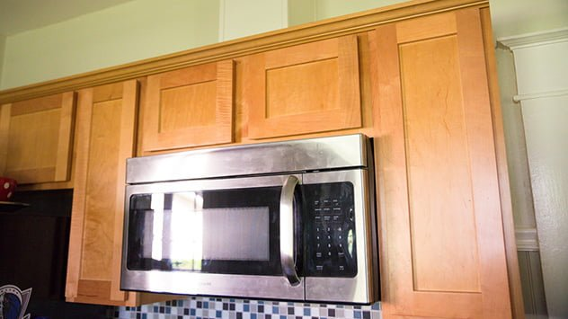 How To Install A Microwave With External Venting Today S