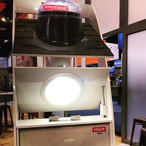 Velux-skylight