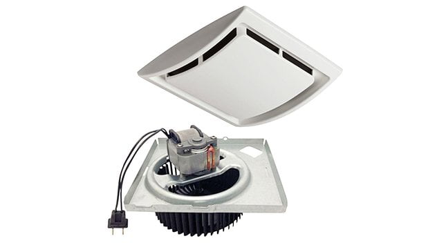 NuTone QuicKit Bath Fan Upgrade Kit - Today's Homeowner ...