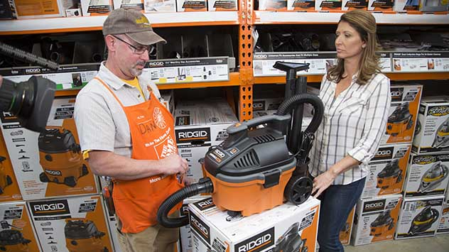 BNP Jodi Marks Ridgid Power Tools