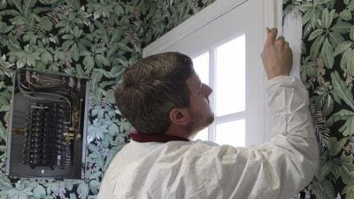 How To Paint Over Wallpaper   Today's Homeowner