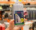 Bosch Multi-Purpose Carbide Drill Bit Kit