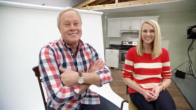 Danny Lipford and Chelsea Lipford Wolf discuss 20 years of kitchen renovations.
