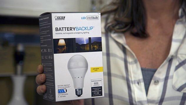 Battery Backup LED