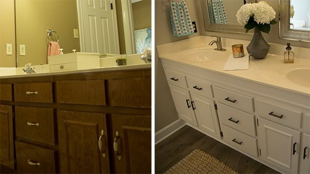 Incredible Do It Raise A Vanity Countertop Todays Homeowner Download Free Architecture Designs Embacsunscenecom