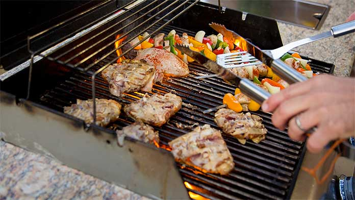 Grilling safely on the Fourth of July