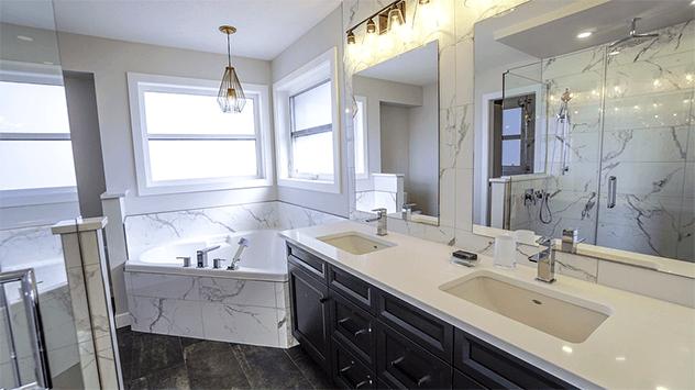 Renovating Bathroom