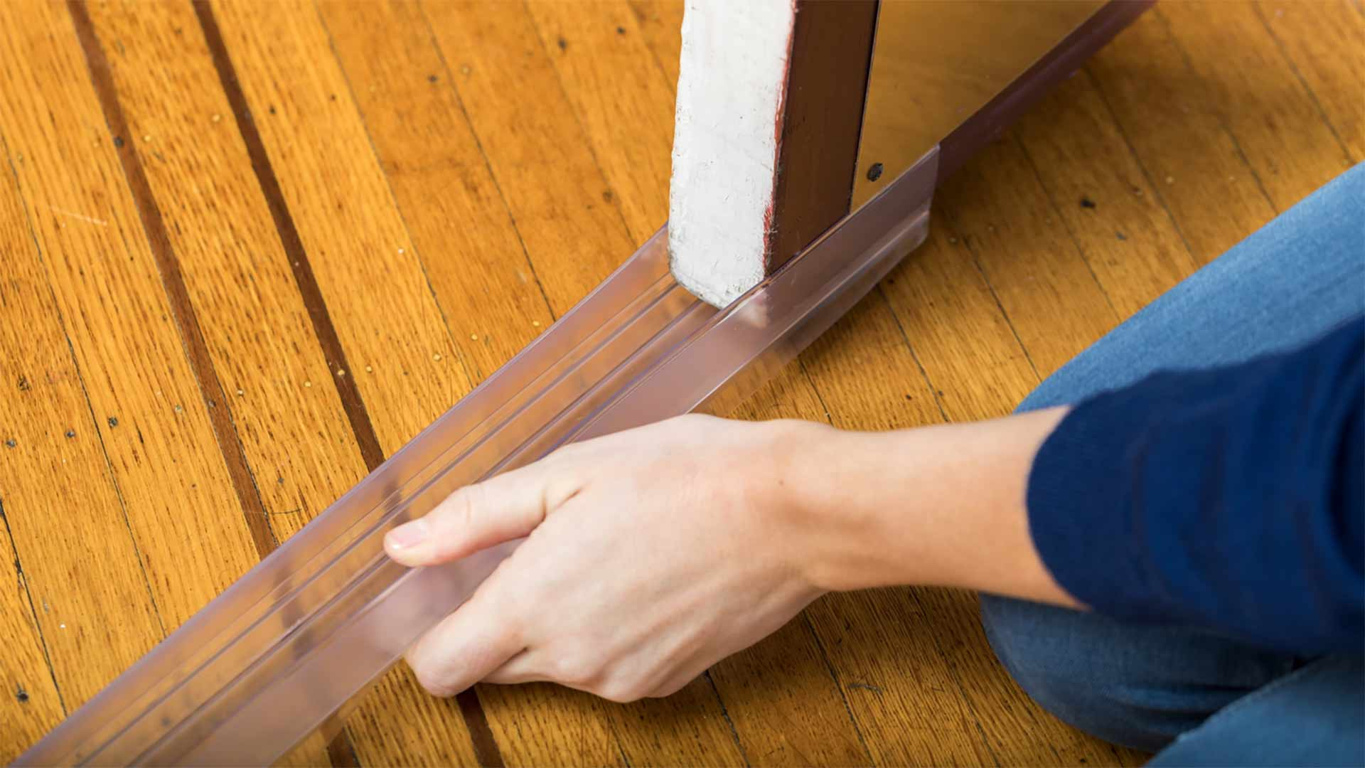 how to block drafts from entering under doors  today's
