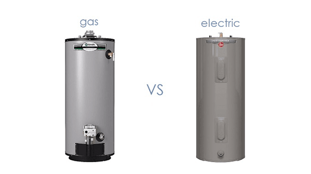 Gas or Electric Water Heater