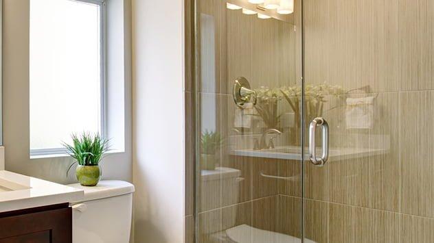 modern shower handles pulls