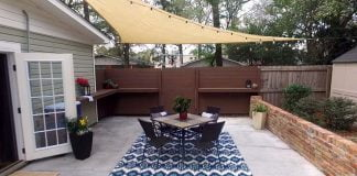 Maximize Outdoor Living patio