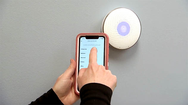 Wave Smart Radon Detector by Airthings