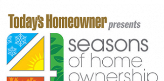 Today's Homeowner presents 4 Seasons of Home Ownership