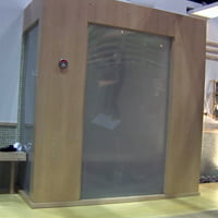 Mr. Steam home sauna.