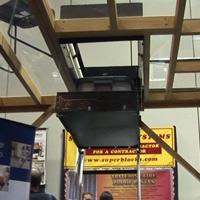 SpaceLift storage system