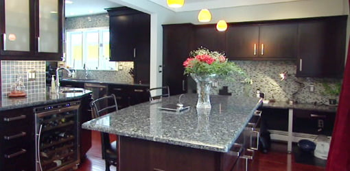 Completed major kitchen remodeling project.