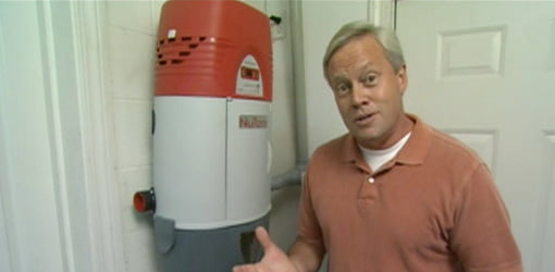 Danny Lipford with NuTone Central Vacuum System