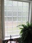 Acrylic Block Window