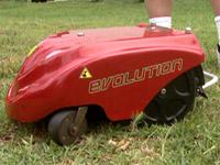LawnBott Robotic Lawn Mower