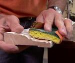 Homemade Sponge Sander