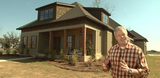 Danny Lipford explores building a green home