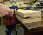 Tile snapping jig