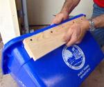 Recycling Bin Hanger