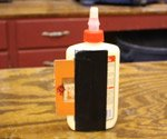 Homemade Glue Spreader