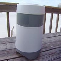OutCast Jr. weatherproof, wireless speaker