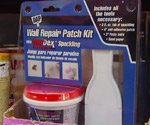 DAP DryDex Wall Repair Patch Kit